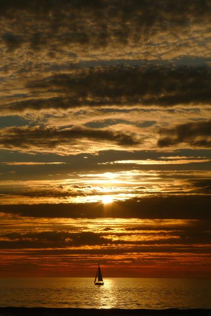 _cRik sunset